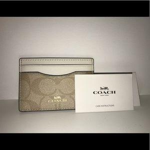 !COACH CARD HOLDER!